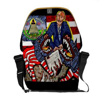 Vigilance Liberty Messenger Bag