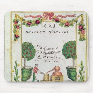 Vignette of 'Eau de Fleur d'Orange' Mouse Pad