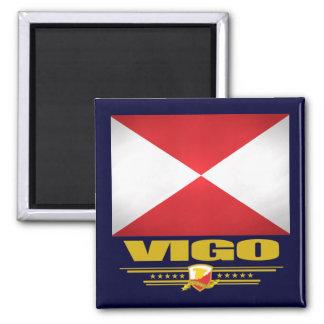 Vigo Square Magnet