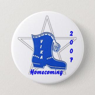 Vika Homecoming 3 7.5 Cm Round Badge