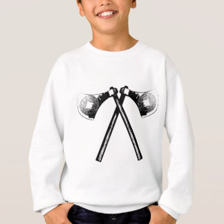 Viking Axe Sweatshirt