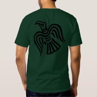 Viking Black Raven Shirt