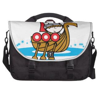 Viking Boy Laptop Bags