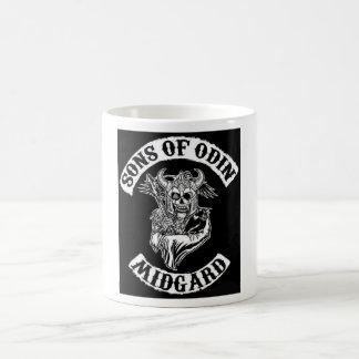 Viking Classic White Coffee Mug