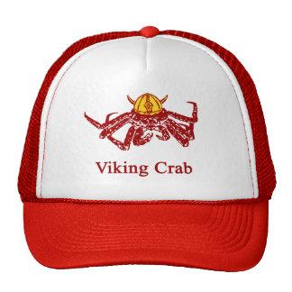 Viking crab cap