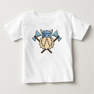Viking Cross Axes Baby Tee