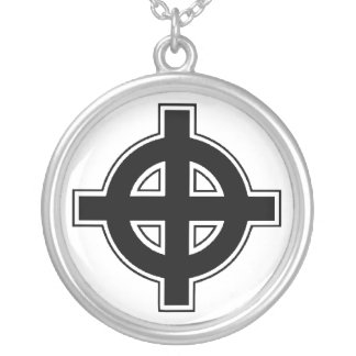 Viking Cross Necklace