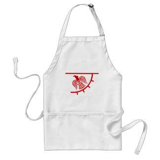 Viking Eagle Banner Standard Apron
