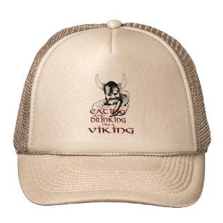 Viking Feast Hat