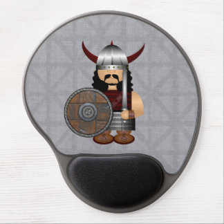 Viking Gel Mousepad Gel Mouse Mat