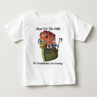 Viking Grandbabies Baby T-Shirt