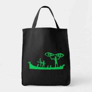 Viking Green Bag