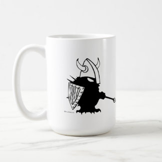 Viking Hedgehogs Mug