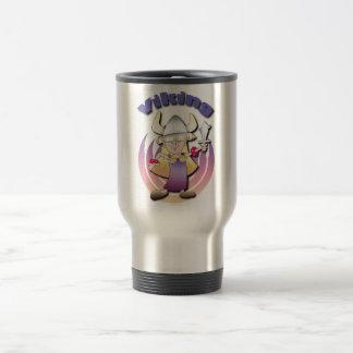 Viking Heroine Stainless Steel Travel Mug