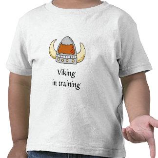 Viking in training T-Shirt toddler