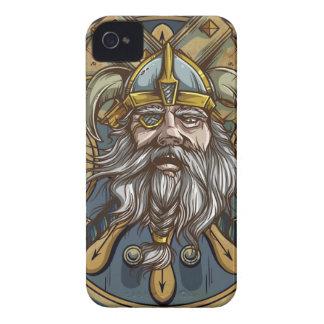 Viking iPhone 4 Case-Mate Case
