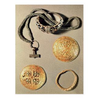 Viking jewellery TtoB LtoR Post Card