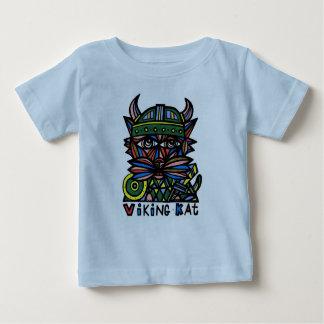 Viking Kat Baby T-Shirt