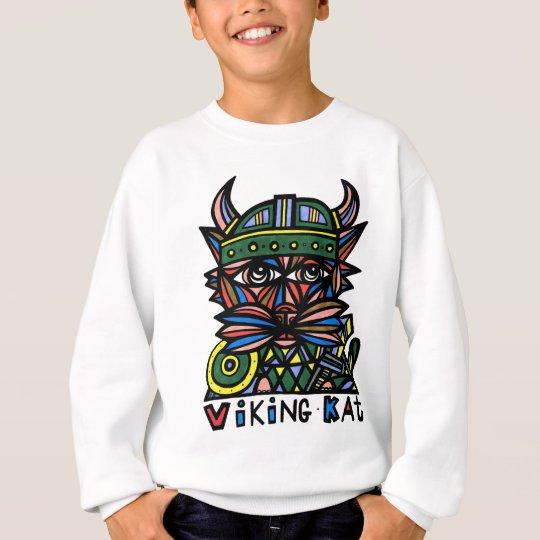 """Viking Kat"" Boys' Sweatshirt"