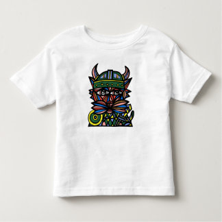 """Viking Kat"" Toddler Fine Jersey T-Shirt"