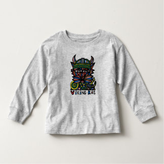 Viking Kat Toddler T-Shirt
