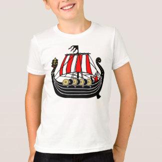 Viking Long Ship for Vikings T-Shirt