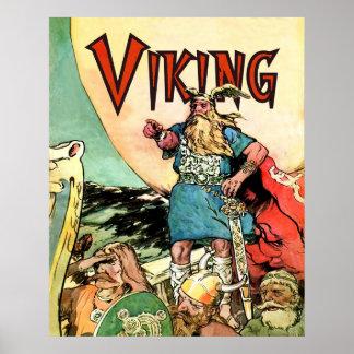 Viking Norse Gods Thor Hoodies Print