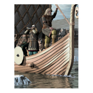 VIKING POSTCARD