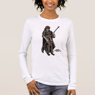 Viking Priestess Long Sleeve T-Shirt
