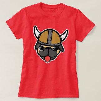 Viking Pug T-Shirt