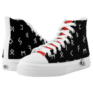 Viking Runes High Tops