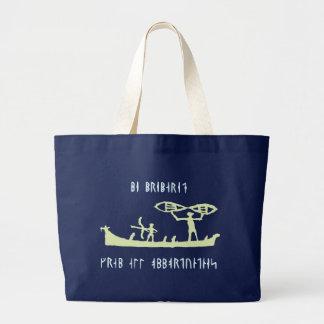 Viking Runic Dark Bag