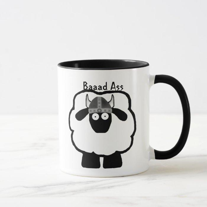 Viking Sheep Mug