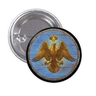 Viking Shield Button - Eagle