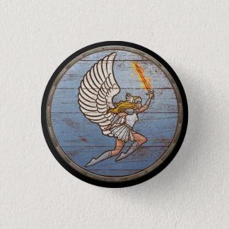 Viking Shield Button - Valkyrie