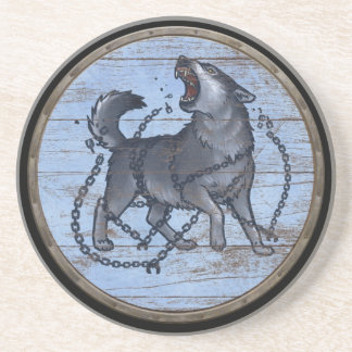 Viking Shield - Fenrir Coasters