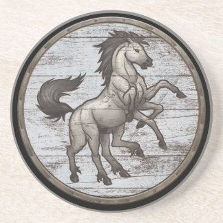 Viking Shield - Sleipnir Coaster