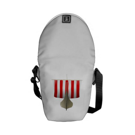 Viking Ship Courier Bags