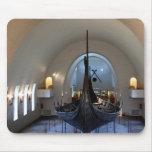 viking ship mousepad