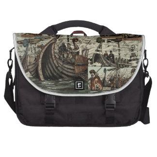 Viking ships laptop bags