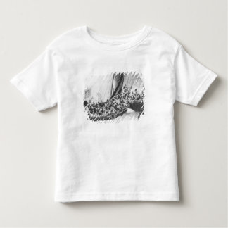 Viking Ships Toddler T-Shirt