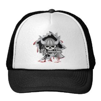Viking Skull Cap