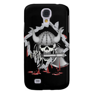 Viking Skull Galaxy S4 Case