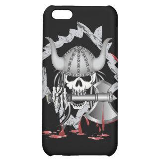 Viking Skull iPhone 5C Cases