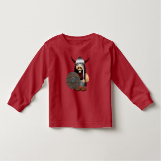 Viking Toddler Long Sleeve Tshirt