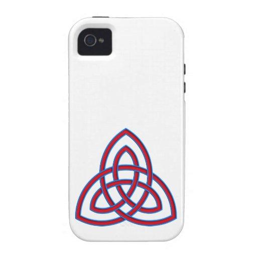 viking tribal celtic knot vibe iPhone 4 cover
