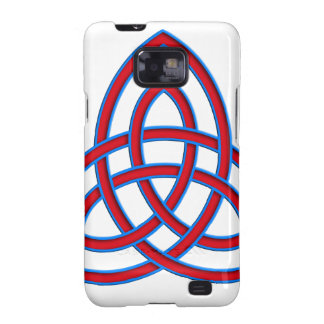 viking tribal celtic knot samsung galaxy SII cover