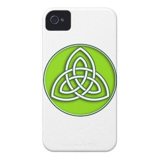 viking tribal celtic knot iPhone 4 Case-Mate case