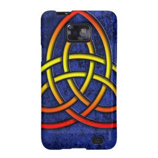 viking tribal knot samsung galaxy s2 covers