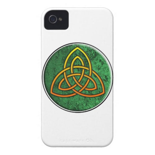 viking tribal knot iPhone 4 Case-Mate case